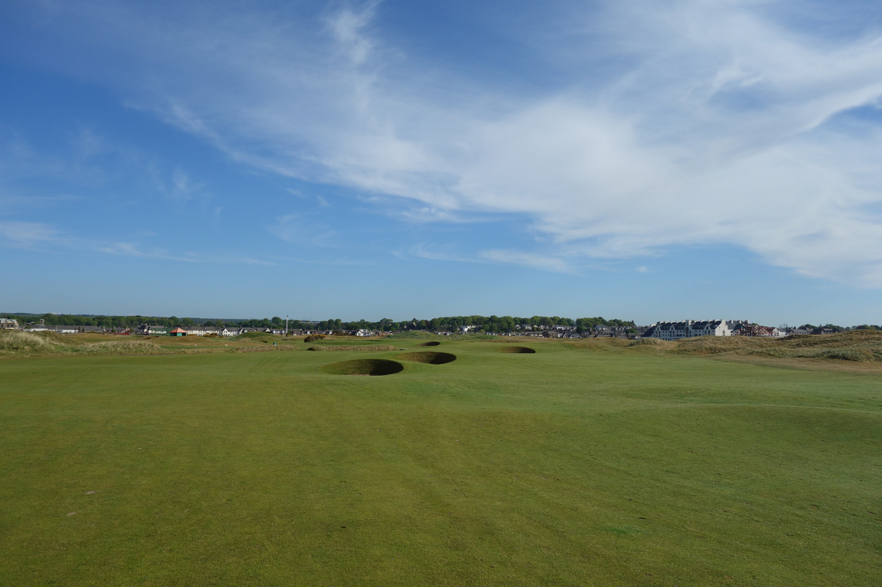 Carnoustie Champs Course