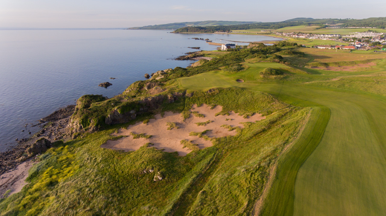 Turnberry- King Robert the Bruce