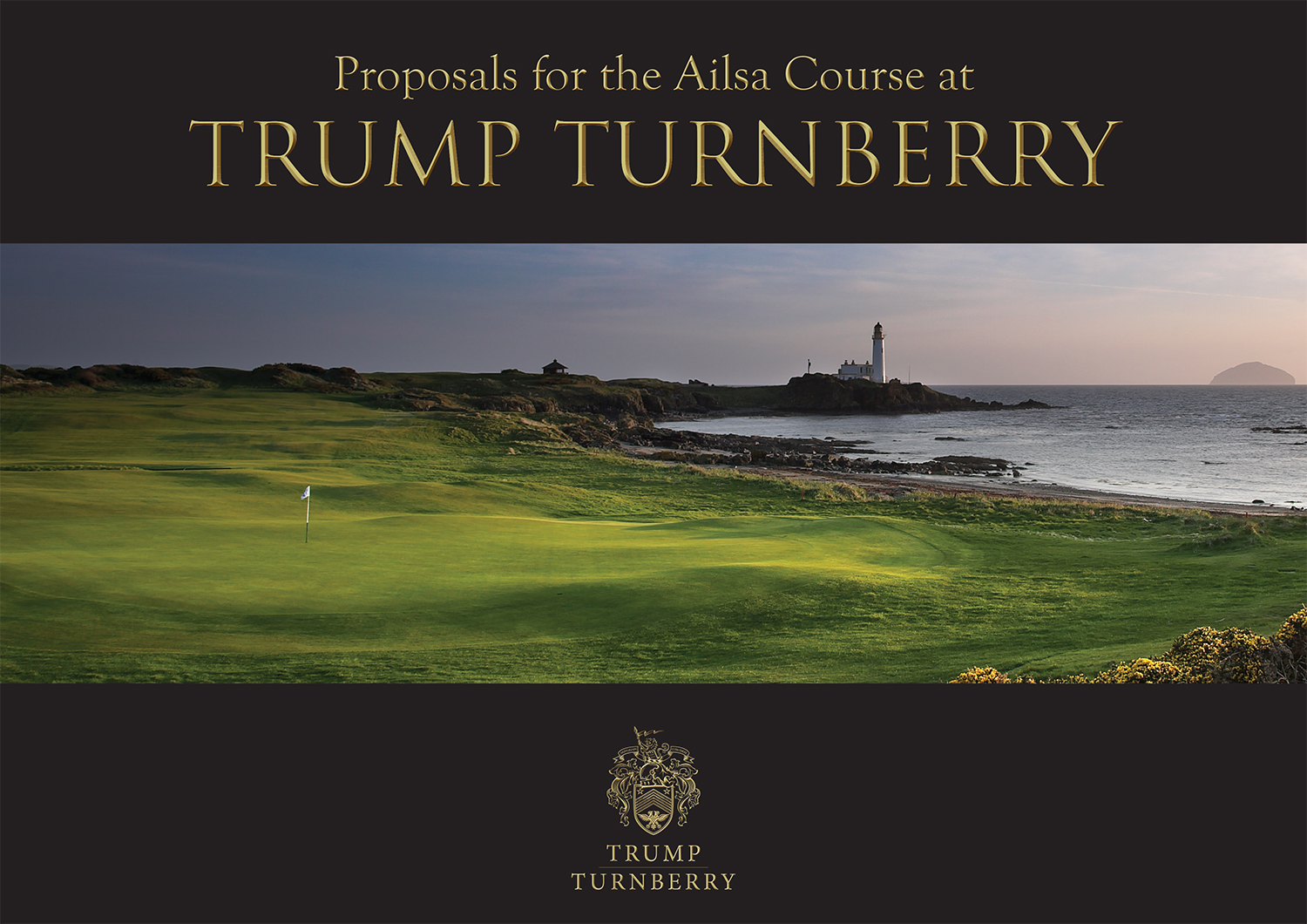 Ailsa Course at Trump Turnberry